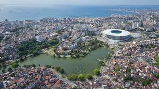 Salvador: Die einstige Hauptstadt