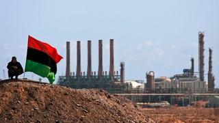 Libyen einigt sich mit Rebellen im Erdölstreit
