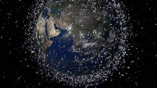 Gefährlicher Weltraumschrott