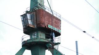 Wo der Hafenkran herkommt – und was er an der Limmat soll