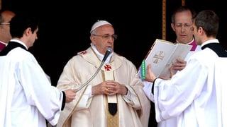 Rom feiert zwei neue Heilige
