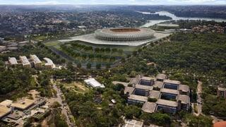 Belo Horizonte: «Garden City» und Fussball-Fieber