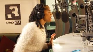 «The Voice of Switzerland»: Deborah Bough singt live bei SRF 3