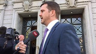 Affera Hildebrand: sentenzià Hermann Lei ed emploià da banca