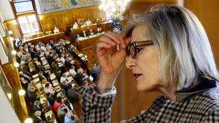 Kleine Parteien könnten über Regine Aepplis Zukunft entscheiden