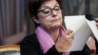 Berna: Contractivas da budget federal 2017 continueschan