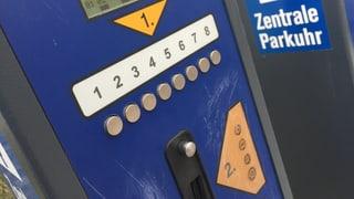 Details zur Gratis-Parkplatz-Initiative