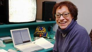 Anne Cuneo auf der Suche nach der Frau in der Wochenschau
