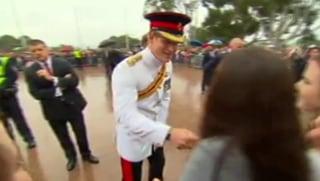 Prinz Harry: «Ich hasse Selfies!»