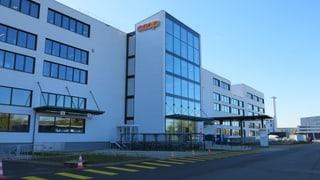 Coop eröffnet Logistikzentrum und Schokoladenfabrik in Pratteln