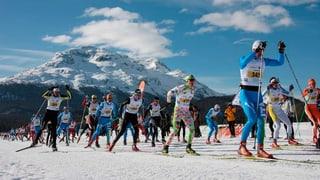 Maraton da skis engiadinais è vendì ora
