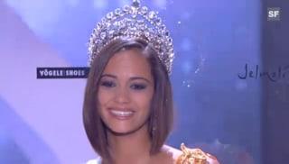 Die Miss Schweiz 2011 heisst Alina Buchschacher