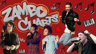 Die «Zambo-Jahrescharts»