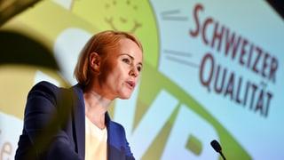 SVP Zürich setzt auf Natalie Rickli