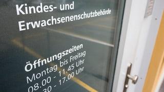Aargauer Regierung will Kindes- und Erwachsenenschutz optimieren