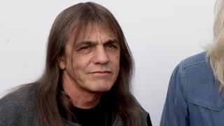 Malcolm Young: Der AC/DC-Gründer leidet an Demenz