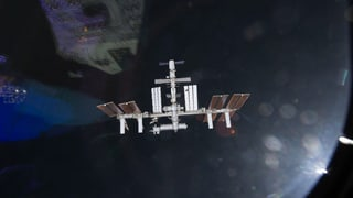 ISS: Ammoniak-Leck abgedichtet