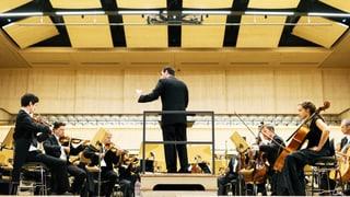 Beethoven in der Holzbox: das Konzert aus der Tonhalle Maag