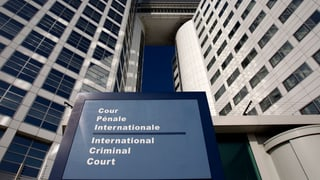Palästina tritt dem Internationalen Strafgerichtshof bei