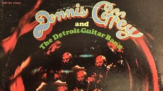 Gitarren-Grooves auf Dennis Coffeys Funk-LP «Evolution»