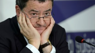 Staatssekretär Yves Rossier tritt zurück