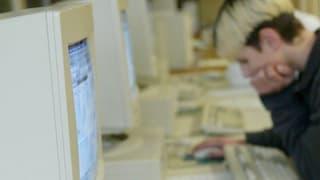 Ussa vul Lucerna far ina scola media d'informatica