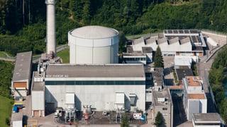 «Es gibt kein Sicherheitsproblem in Mühleberg»