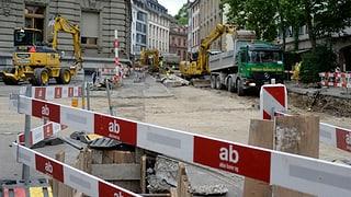 Wachstum in der Region Basel dank Pharma und Baubranche