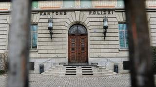 Kantonsrat jagt Polizei aus ihrer Kaserne