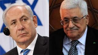 Nahost: Erste Gespräche seit einem Jahr