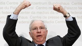 Affäre Hildebrand: Verfahren gegen Christoph Blocher eingestellt