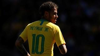 Neymar führt Brasiliens WM-Team an