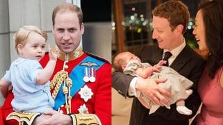 Die besten Papas: Warum Prinz William und Co. Vorbilder sind