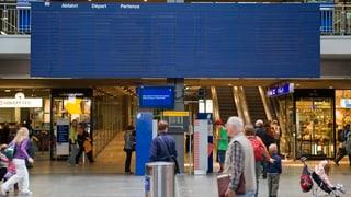 Morgen-Stress im Bahnhof Bern: Stellwerkstörung stört den Verkehr