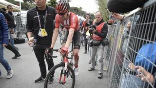 Dumoulin muss am Giro d'Italia aufgeben