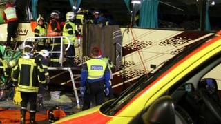 Carunfall von Siders: Fragen zum Rettungseinsatz