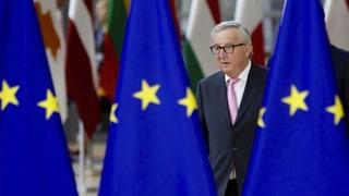 Successiun Juncker vinavant en discussiun