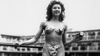 Knapp, sexy, freizügig – 70 Jahre Bikini