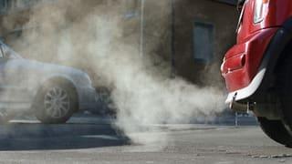 Ozonbelastung ist seit Wochen über dem Grenzwert