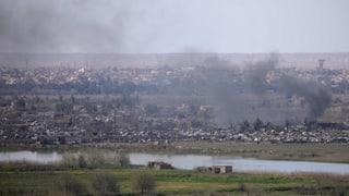 Syrische Demokratische Kräfte verkünden Sieg über IS
