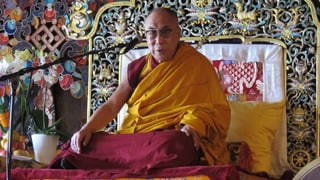 Tibetische Gesänge für Seine Heiligkeit