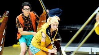 Luzern schafft Platz für die musikalische Avantgarde