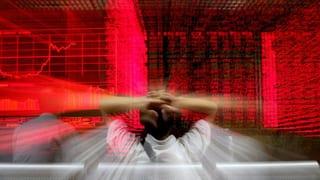 Chinesische Börsen: Die Party ist vorbei
