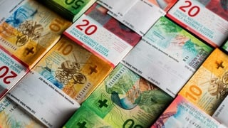 «Ausgezeichnete Lage»: 95 Millionen mehr als budgetiert