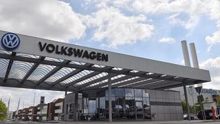 Lieferstreit bei VW offenbar beigelegt