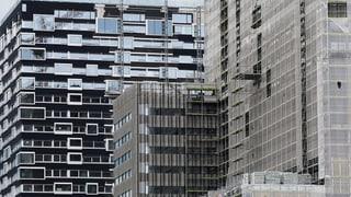 Bei Luxus-Immobilien ist der grosse Kaufrausch passé