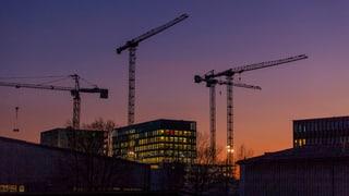 Immobilienblase wächst langsamer