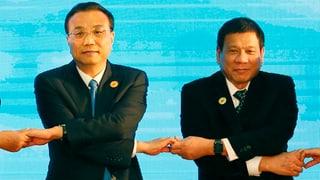 Duterte sucht neue Allianzen