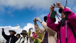 Teurer Franken schreckt nicht alle Touristen ab
