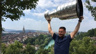 Il Stanley Cup a Berna
